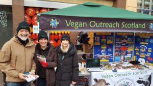Christmas Outreach Inverness @ Pedestrian Precinct near M&S